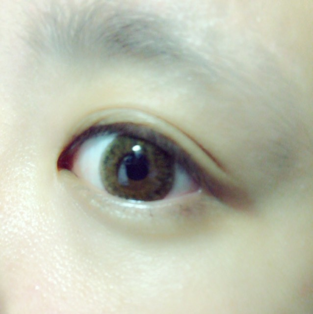 eyelash makeのBefore画像