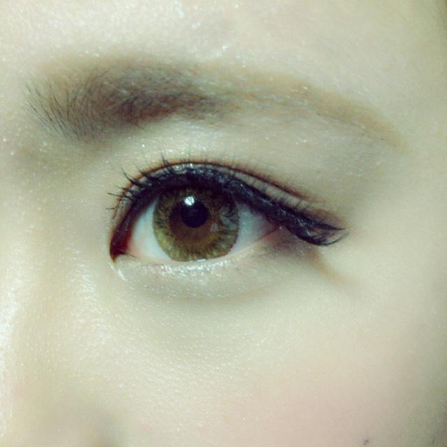 eyelash makeのAfter画像