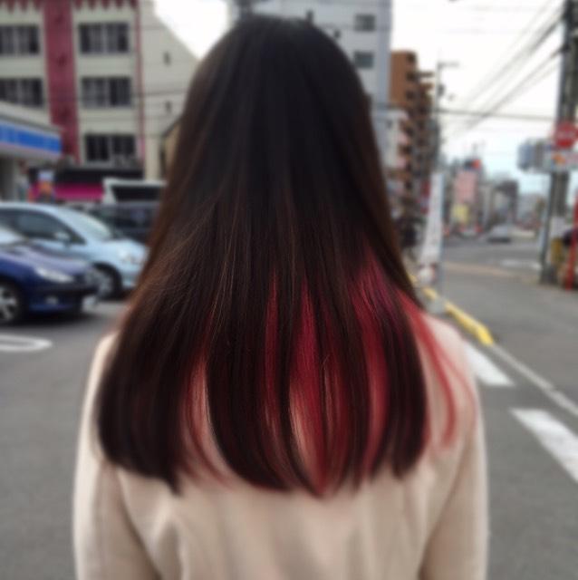 ピンク(*´罒`*)