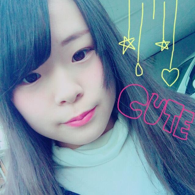 ふんわり前髪にして ℃-ute♡にしてもOK!  私は今日はこの cuteな感じにしました!