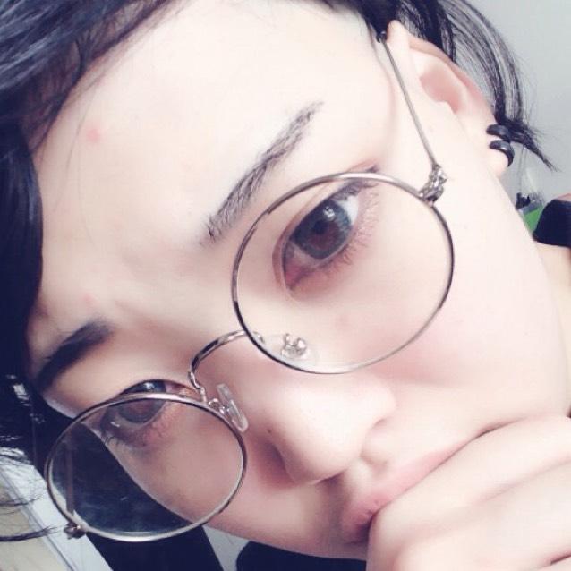 丸メガネ♡part2