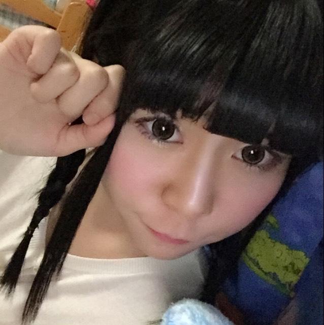 砂糖るきちゃんリスペクトメイク(◜௰◝)