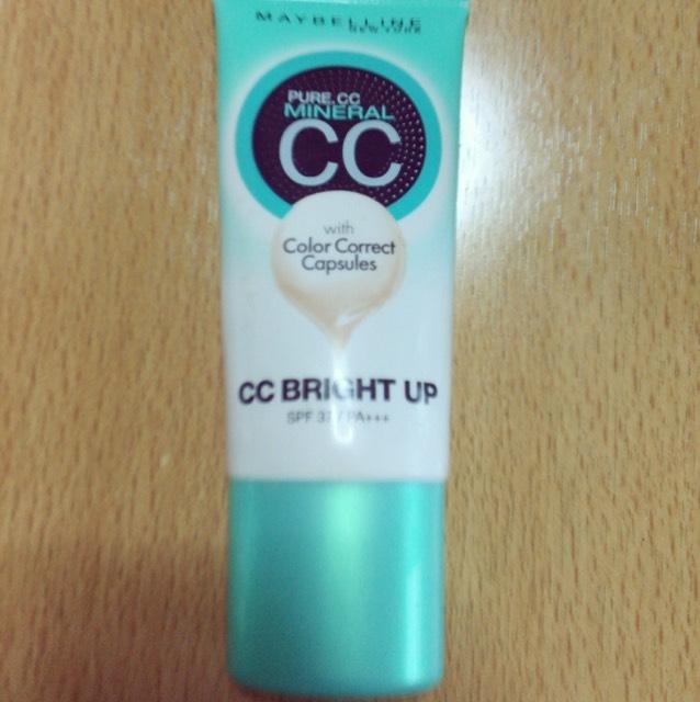 CCクリームはこれを使います