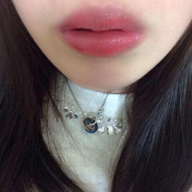 ぷっくり唇