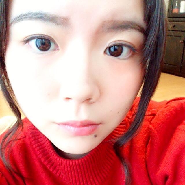 クリスマスデート♡の日のメイク