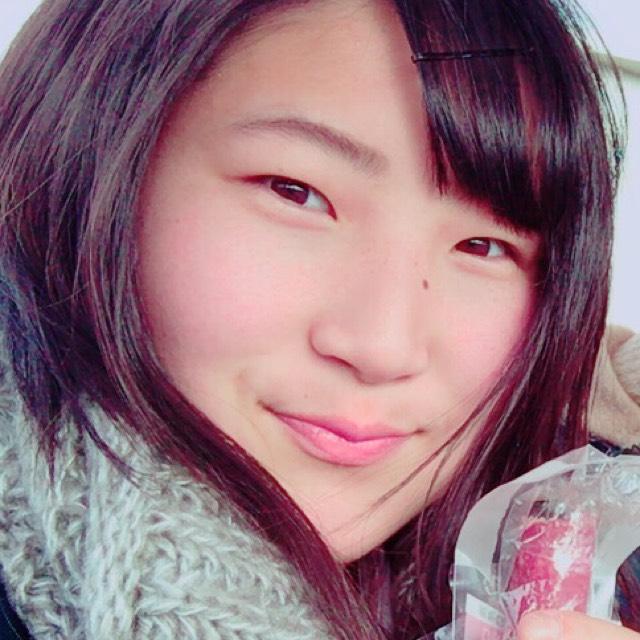 一重のでか目メイク☆のBefore画像
