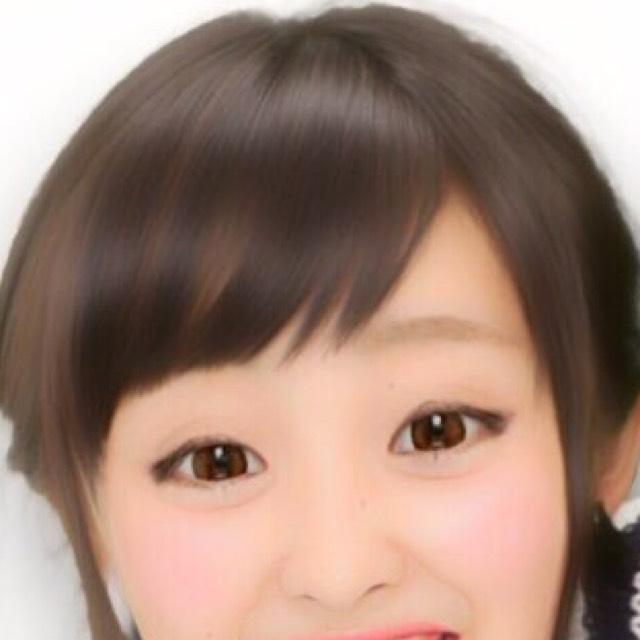 ☆☆カラコンあり☆☆  プリ機によって茶色に見える時もあります>_<  プリ機:KATY
