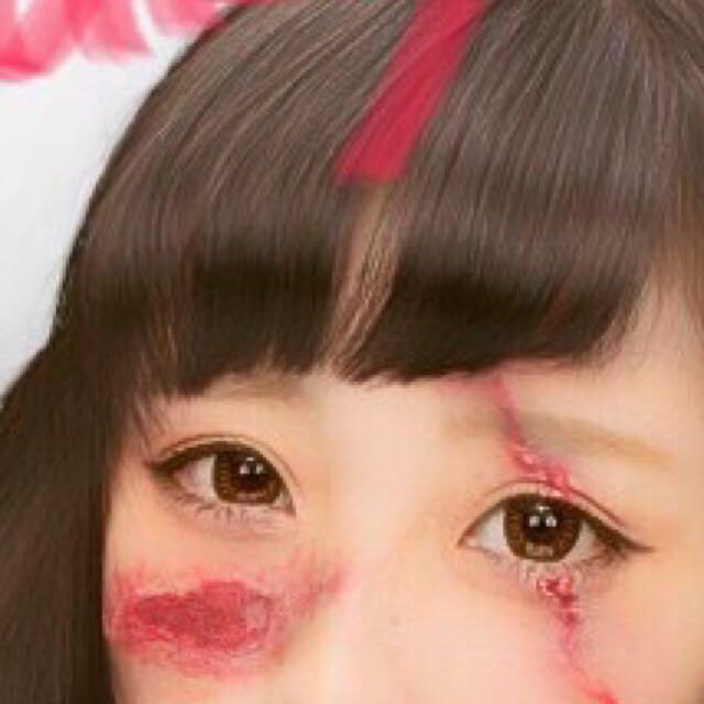 ☆☆カラコンあり☆☆  プリ機:beauty addict