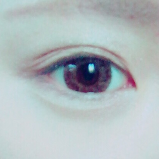 目を開くとこんな感じ✨