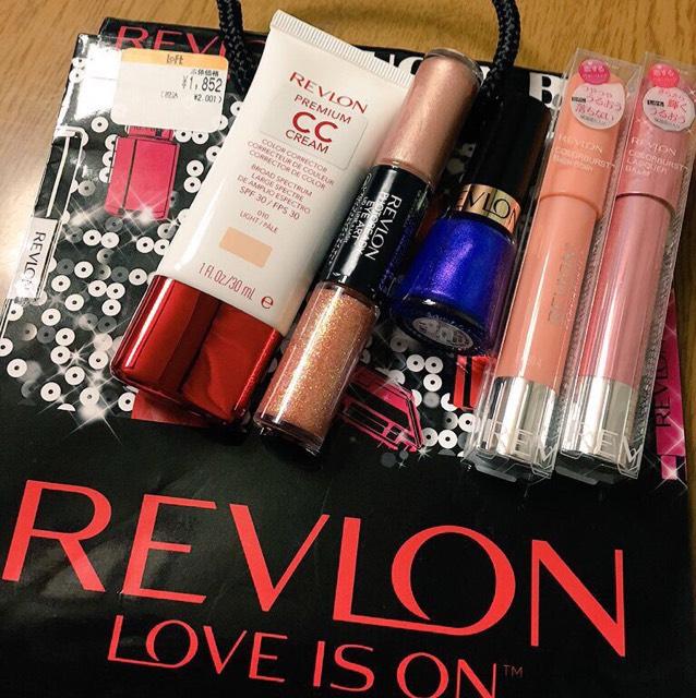 Revlonの福袋(*´ω`*)