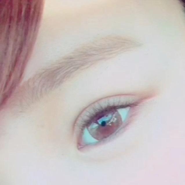 平行太眉の書き方( ˙ ˙ )/のAfter画像