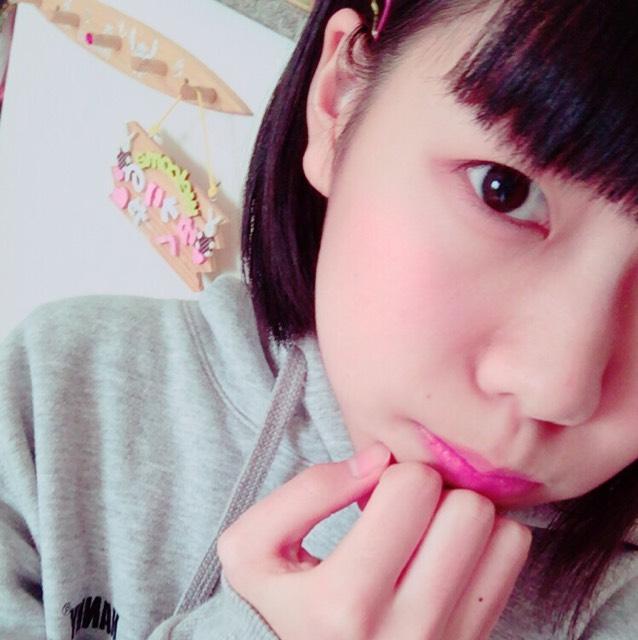 新年あけおめメイクのAfter画像