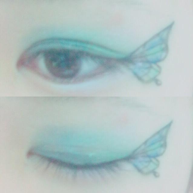 butterfly collar make