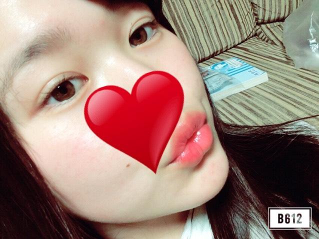 ピンクプルプル唇メイク