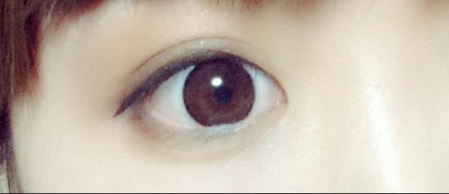 甘タレ目メイク♡のAfter画像