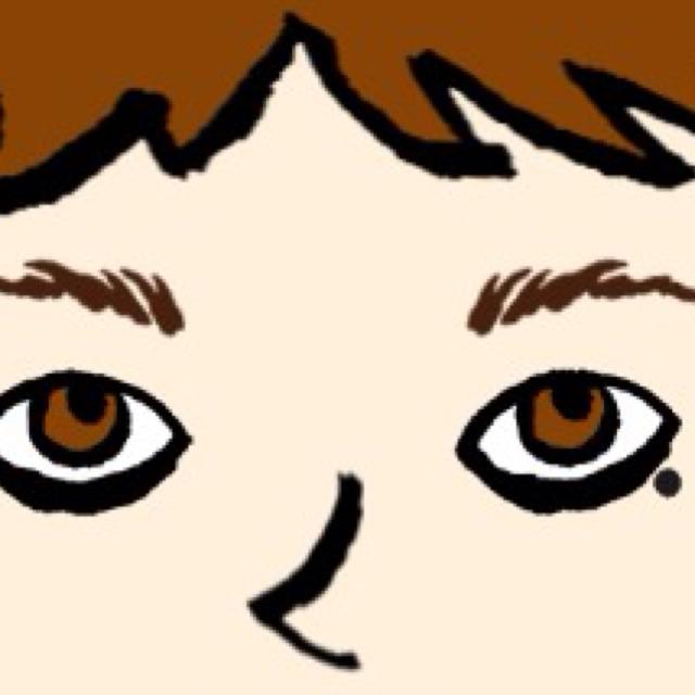 舞子風メイクのBefore画像