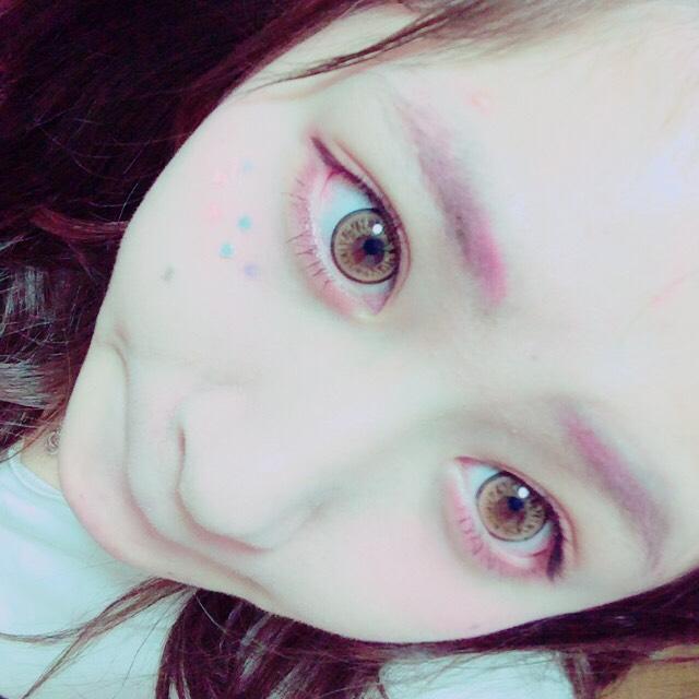 ピンクメイク♡♡TDLなどに♡♡