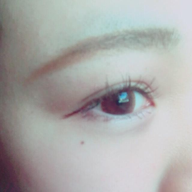 安い化粧品でブラウンメイク♡♡のAfter画像