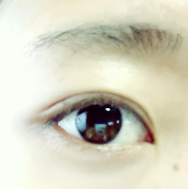 NMB48♡吉田朱里風めいくのBefore画像