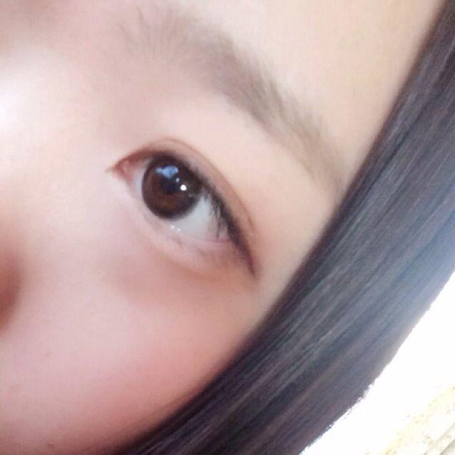 眉マスカラは、 ヘビーローテーション アイブロウの アッシュブラウン03を 使います!