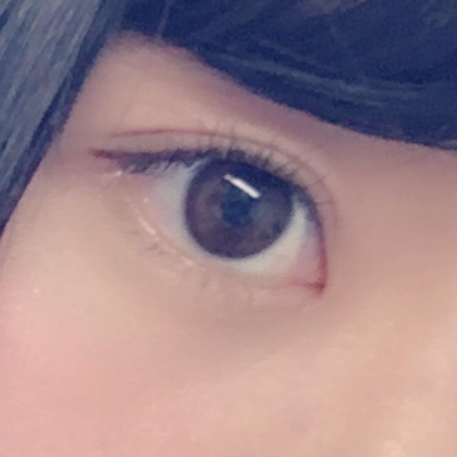 ナチュラル裸眼メイクのAfter画像