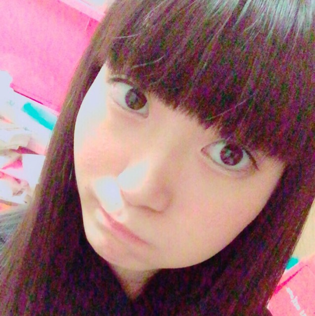 Color contact❤︎❤︎❤︎のBefore画像