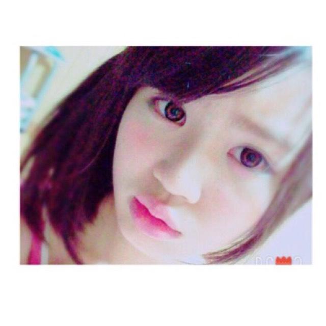 # 血色メイク #のAfter画像