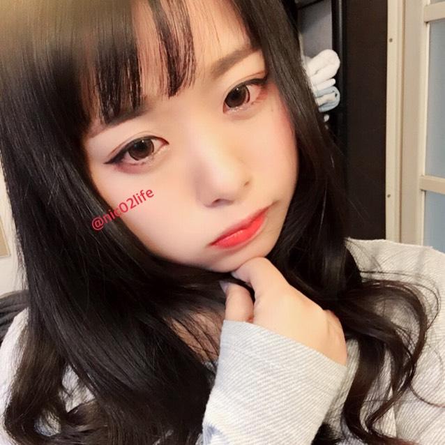 用百元商店化妝品打造韓國風妝容
