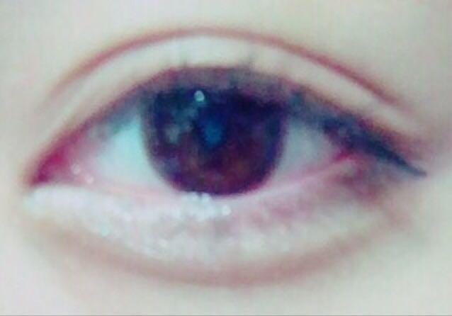 シード Eye coffret 1day UV ブラウン 14.0㎜  これはめちゃめちゃナチュラルです! これのメイクだと肌だけでもいいかもしれないです!