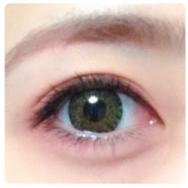 ふんわりピンクうる目のAfter画像