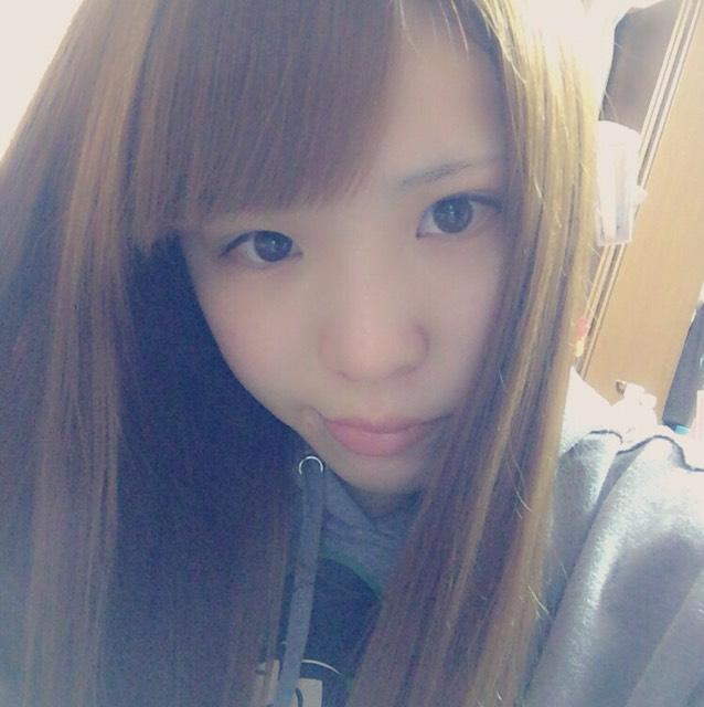 黒髪☆ブラウンメイクのBefore画像