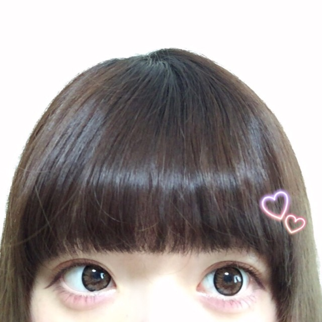 前髪&姫カットの巻き方のAfter画像