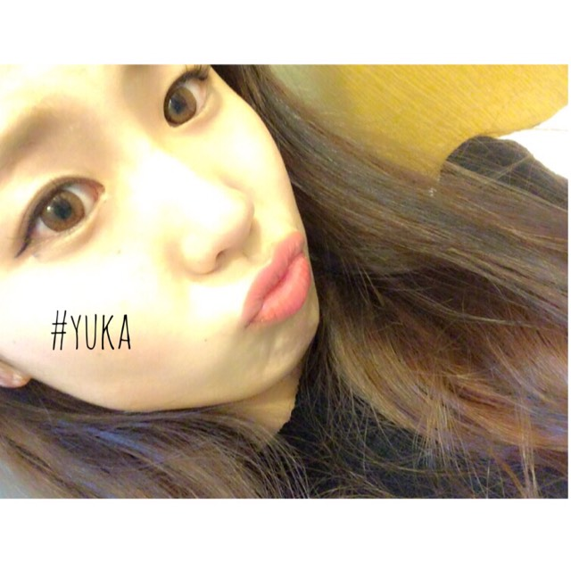 yuka's make up♡