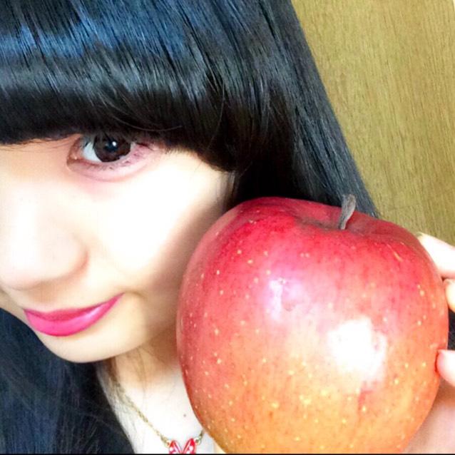 白雪姫風メイク*