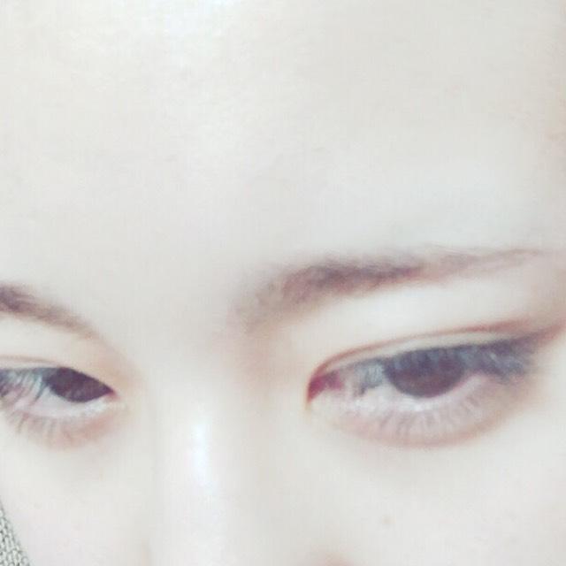眉毛のBefore画像