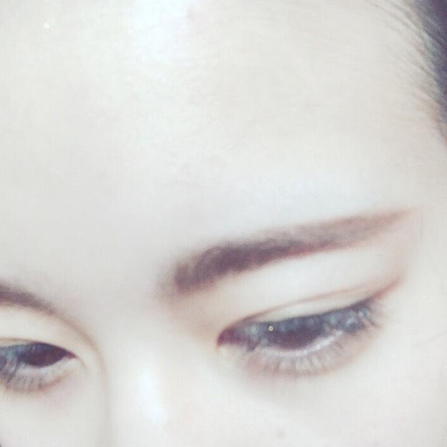 眉毛のAfter画像
