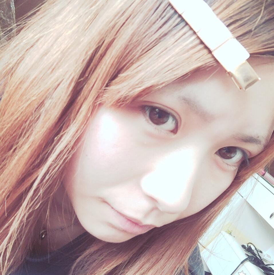 お姉系メイク♡のBefore画像