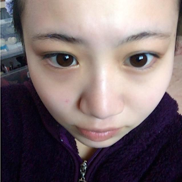 童顔⇨大人可愛いのBefore画像