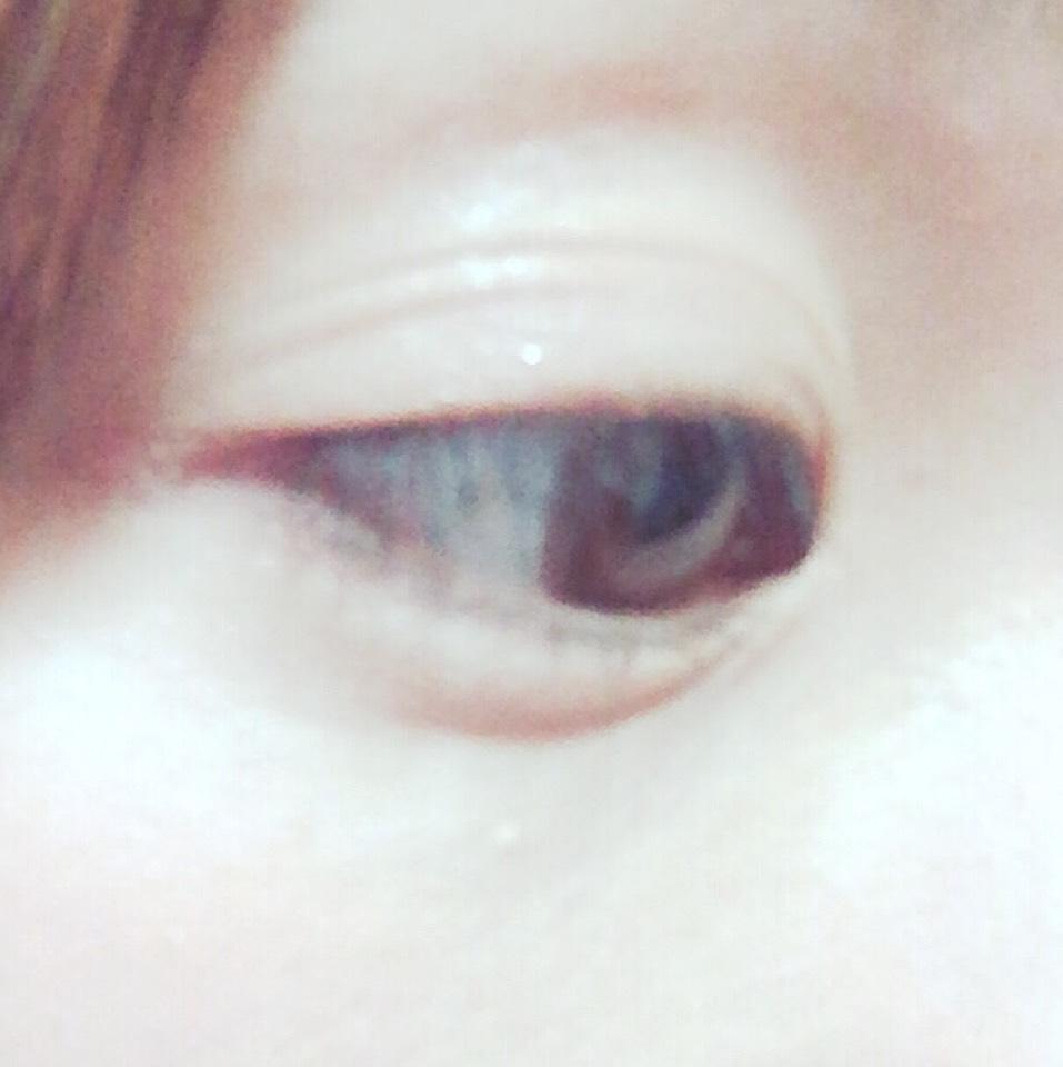 ヴィセの左上シャドーを瞼全体に♡