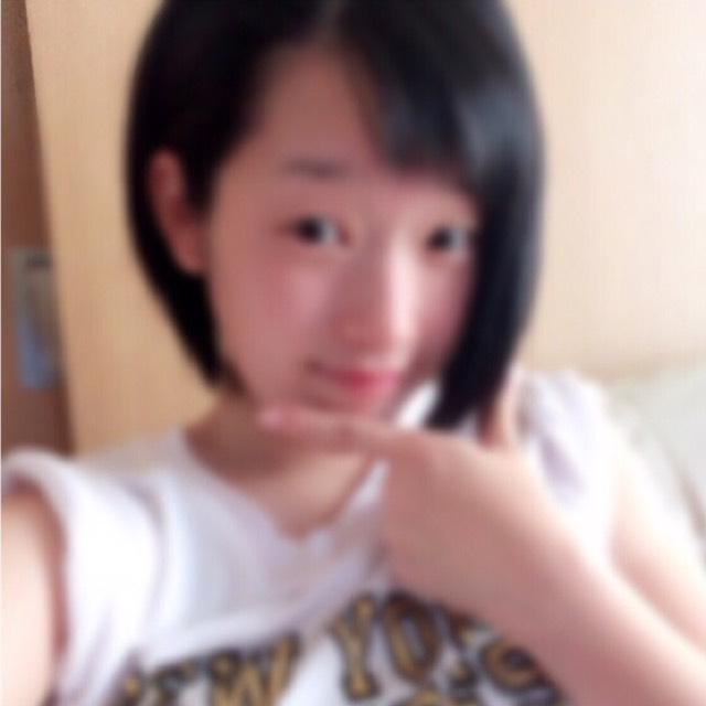 ハーフ顔メイク(軽)のBefore画像
