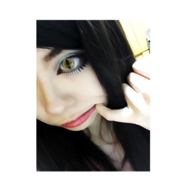 ネコの日(02/22)メイク