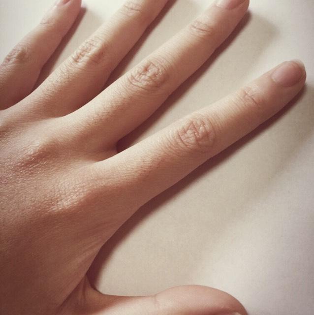 指切断メイク②のBefore画像