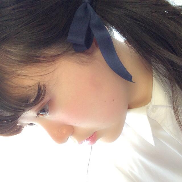 LARME風?メイク
