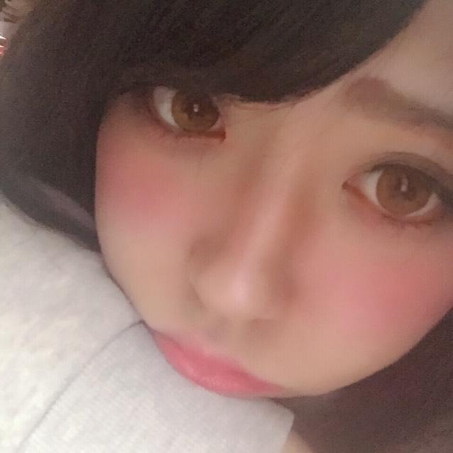 ピンク系春メイク
