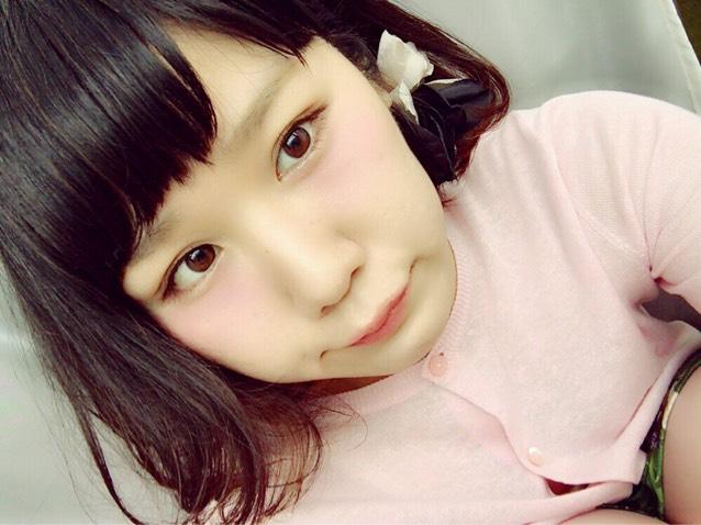 ガーリー♡ピンクメイクのAfter画像