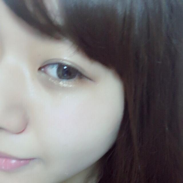 有村架純ちゃん風のメイク♡モノマネとは違います(笑)