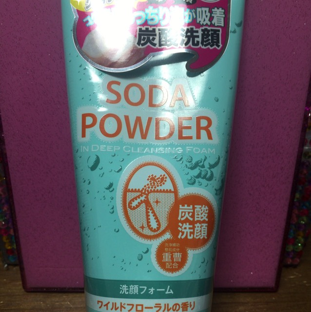 SODA洗顔フォーム  ドンキホーテ限定 600円ぐらい