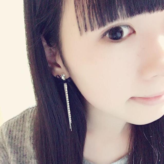 前髪ぱっつん♡