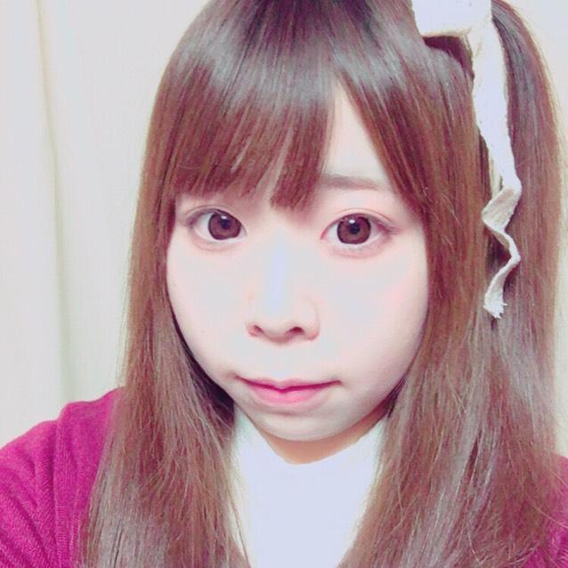 ♥モテ顔メイク♥のBefore画像