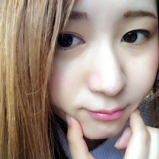 no前髪のAfter画像